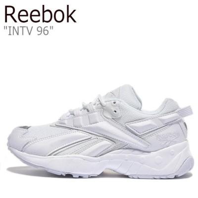 リーボック スニーカー REEBOK メンズ レディース INTERVAL 96 インターバル 96 WHITE ホワイト FX2938 シューズ