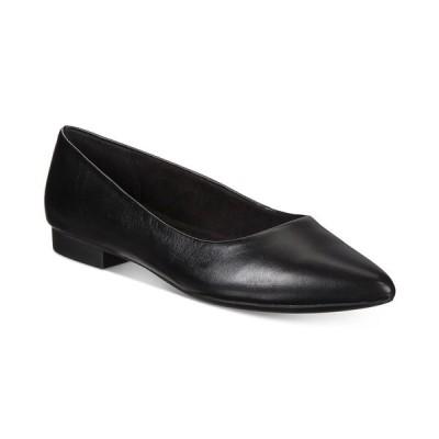 ベラヴィータ サンダル シューズ レディース Vivien Pointed-Toe Flats Black
