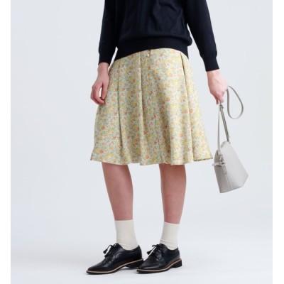 【マッキントッシュフィロソフィー ・ エムピーストア/MACKINTOSH PHILOSOPHY ・ MP STORE】 リバティプリントスカート