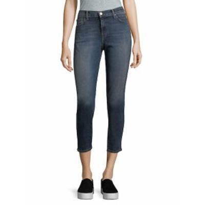 J ブランド レディース パンツ デニム Mid-Rise Skinny Jeans