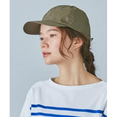 OVERRIDE / 【OVERRIDE】WTR-REPELLENT DARTS CAP / 【オーバーライド】ウォーターリペレント ダーツキャップ MEN 帽子 > キャップ