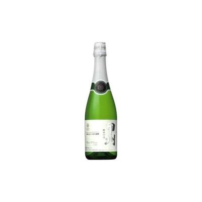 甲州 酵母の泡 720ml マンズ スパークリングワイン