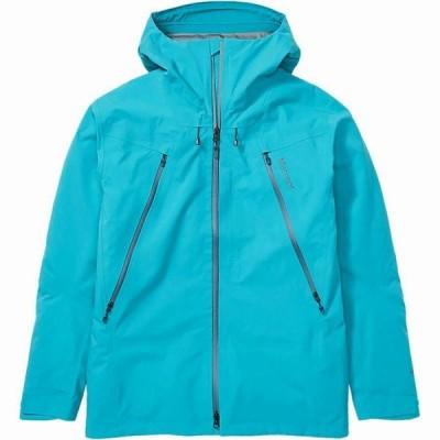 (取寄)マーモット ジャケット - メンズ Marmot Alpinist Jacket - Men's Enamel Blue
