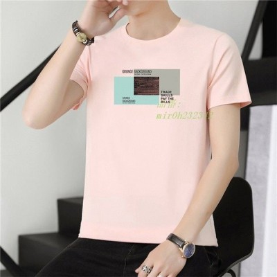 Tシャツ オーバーサイズ メンズ L 夏 春 半袖 ロンT カットソー おしゃれ XXL コットン M 3XL XL 全5色