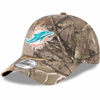 New Era ニュー エラ スポーツ用品  New Era Miami Dolphins Realtree Camo Realtree 49FORTY Fitted Hat