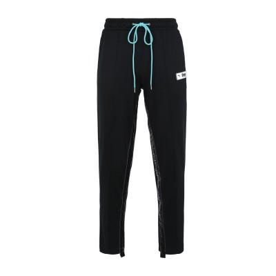 PUMA x RHUDE パンツ ブラック S ポリエステル 59% / コットン 41% パンツ