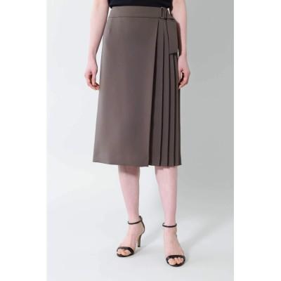 《B ability》サテンセットアップスカート
