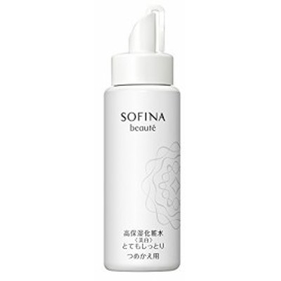 ソフィーナボーテ 高保湿化粧水(美白)とてもしっとり つめかえ 130ml【医薬部外品】
