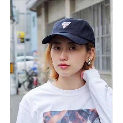 OVERRIDE / 【GUESS】TWILL LOW CAP / 【ゲス】ツイル ロウ キャップ MEN 帽子 > キャップ