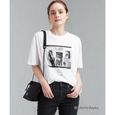 tシャツ Tシャツ [ 別注 グッドロックスピード ] SC GOOD ROCK SPEED × GLR ROBERTA BAYLEY ショートスリー