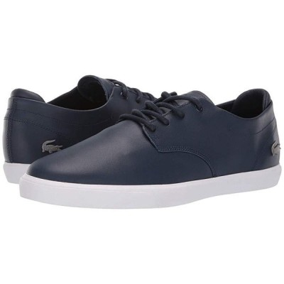 ラコステ Esparre BL 1 メンズ スニーカー 靴 シューズ Navy/White