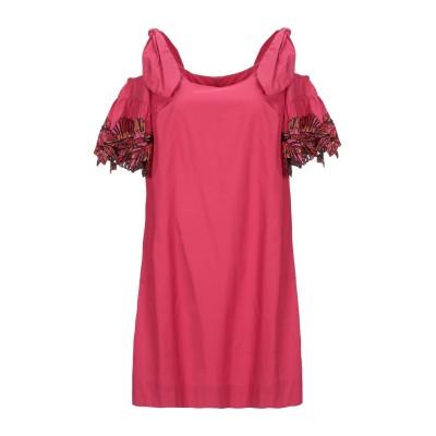 ピンコ PINKO ミニワンピース&ドレス ガーネット 38 コットン 100% / レーヨン / ポリエステル ミニワンピース&ドレス