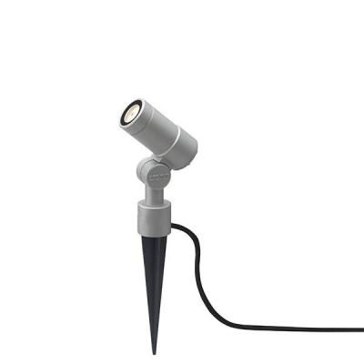タカショー ガーデンアップライト オプティ・スリム S 挟角 HBB-D37S #75069600 『ローボルトライト』 『エクステリア照明 』 シルバー