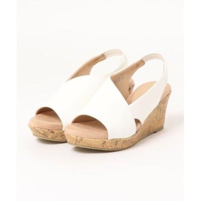 Xti Shoes / アシンメトリーウェッジソールサンダル WOMEN シューズ > サンダル