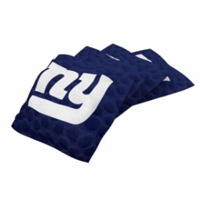 Wild Sales ワイルド セールス スポーツ用品  New York Giants 4-Pack Pigskin Cornhole Bean Bags Set