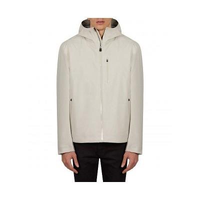 Save the Duck セーブザダック メンズ 男性用 ファッション アウター ジャケット コート レインコート Grin X Hooded Jacket - Cool Beige