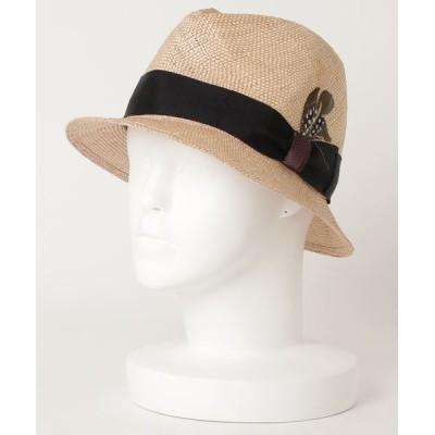 ZOZOUSED / ワンポイントストローハット WOMEN 帽子 > ハット
