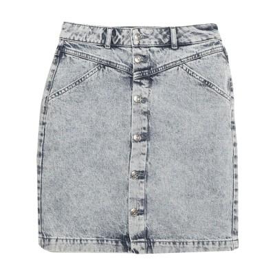 CLAUDIE PIERLOT デニムスカート ブルー 36 コットン 100% / ポリエステル デニムスカート