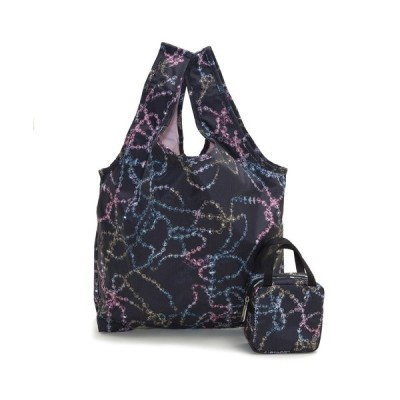 LeSportsac エコバッグ BOW BAG AND TOTE 3605 レディース AND ALL THAT GLITZ F798 レスポートサック