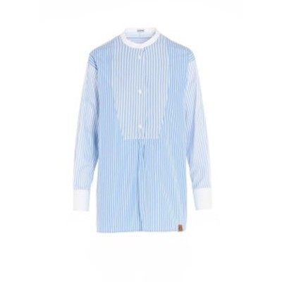 LOEWE/ロエベ コットンシャツ Azzurro レディース 秋冬2020 S359332X152105 ju