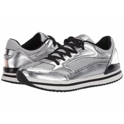 スケッチャーズ スニーカー シューズ レディース St. Racer - Fashion Flash Grey/Silver