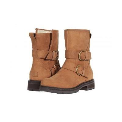 SOREL ソレル レディース 女性用 シューズ 靴 ブーツ ライダーブーツ Lennox(TM) Moto Boot Cozy - Velvet Tan