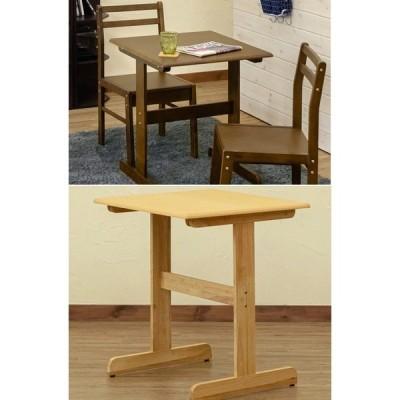 ダイニングテーブル60幅/2人用食卓テーブル 作業台 フリーテーブル パソコンデスク PC机 安い