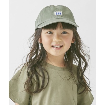 (LEE/リー)Lee KIDS LOW CAP COTTON TWILL/ グリーン