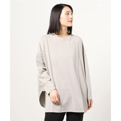tシャツ Tシャツ SUGAR ROSE/シュガーローズ/後ネック金ボタンオーバーカットトップス