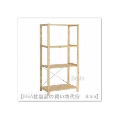IKEA/イケア IVAR 1セクション/シェルフ89x50x179 cm パイン材