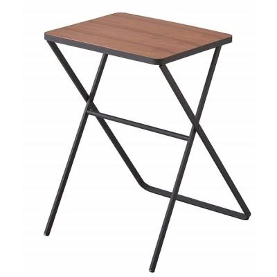 テーブル 折り畳みテーブル タワー ホワイト ブラック サイドテーブル インテリア台 ギフト