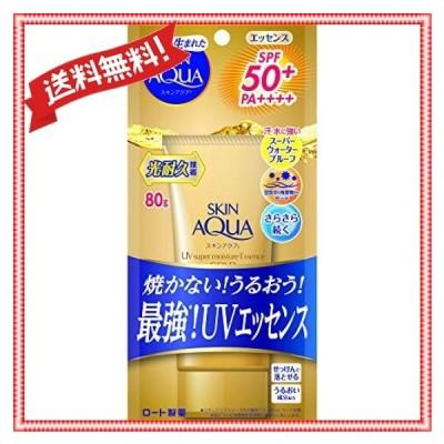 スキンアクア(SKIN AQUA) スーパーモイスチャーエッセンスゴールド 日焼け止め 80g
