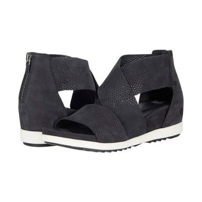 Eileen Fisher アイリーンフィッシャー レディース 女性用 シューズ 靴 ヒール Voice - Black