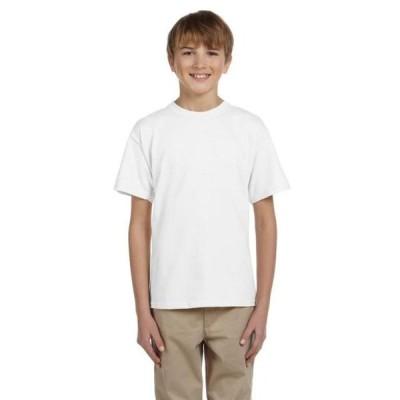 ユニセックス 衣類 トップス Gildan Boys Ultra Cotton Seamless Collar T-shirt G200B グラフィックティー