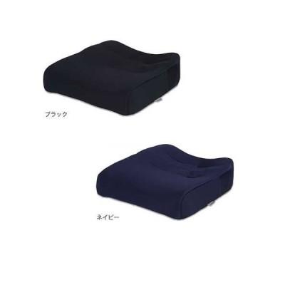 クッション 車椅子 スポッとクッションWS ブラック ネイビー 丸菱工業