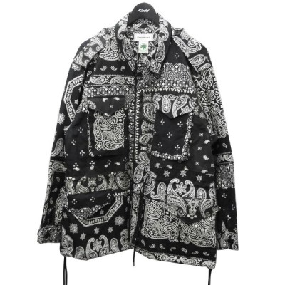 【9月20日値下】MIYAGIHIDETAKA×ELEPHANT BRAND M51ジャケット ブラック サイズ:Free (渋谷店)