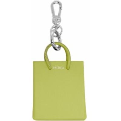 メデア Medea レディース キーホルダー キーチェーン Green Mini Prima Keychain Anise