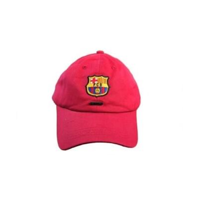 FCバルセロナ公式チームロゴキャップ/帽子???fcb055