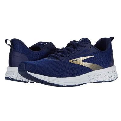 ブルックス Anthem 3 メンズ スニーカー 靴 シューズ Navy/Grey/Gold