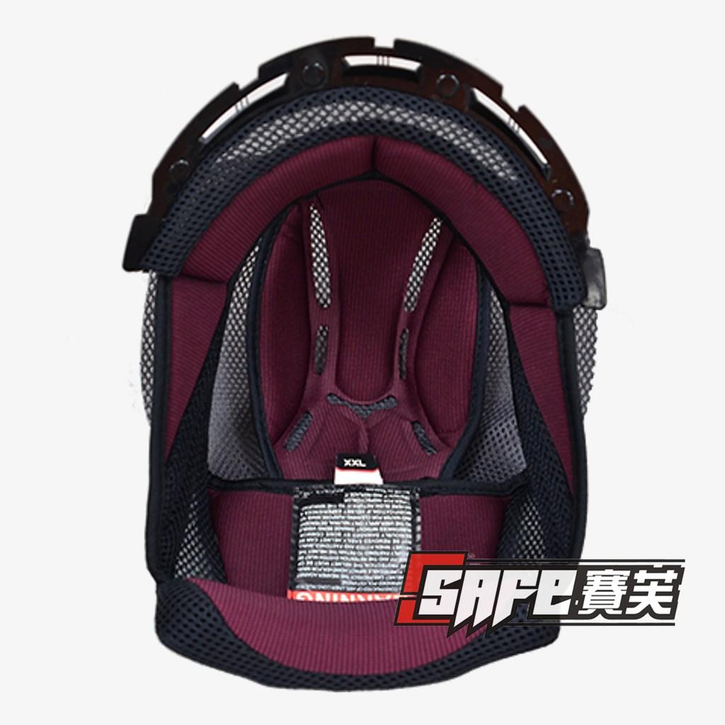 SOL   SO-7 / OF-77 / SO-7E 頭襯 / 兩頰內襯 安全帽零件