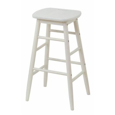 ine reno high stool WH(ホワイト)