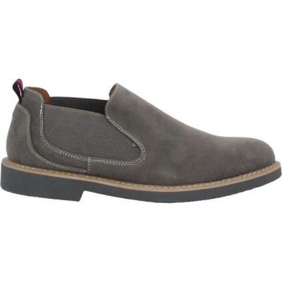 TSD12 メンズ ローファー シューズ・靴 Loafers Grey
