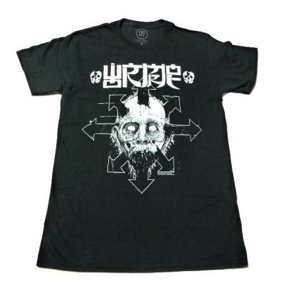WORMROT ウォームロット STAR OF CHAOS オフィシャル バンドTシャツ / 2枚までメール便対応可