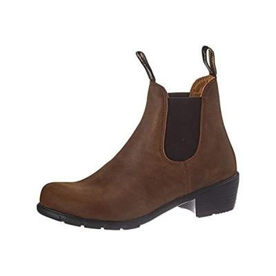 Blundstone Women's Heeled Boot Antique Brown 8.5