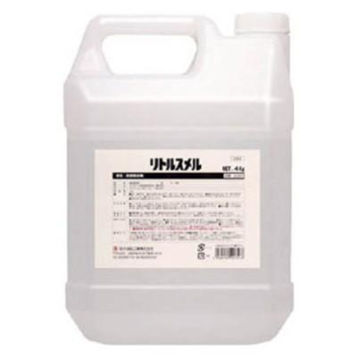 鈴木油脂工業 リトルスメル4KG  S2597 【返品種別B】