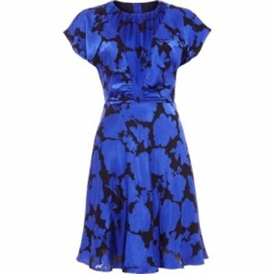ダンセル Damsel in a Dress レディース ワンピース ワンピース・ドレス Elsa Devore Dress Blue