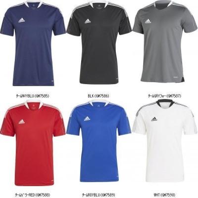 アディダス adidas 11TIRO21トレーニングシャツ 44906 サッカープラクティクスシャツ