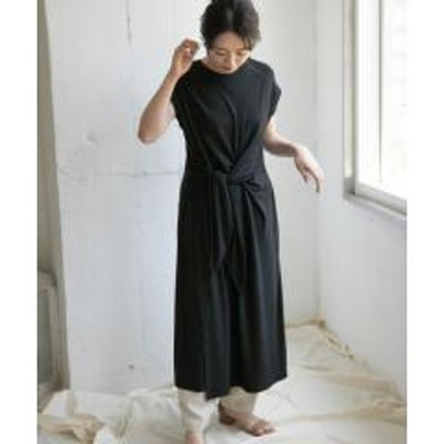ITEMS URBANRESEARCH(アイテムズ アーバンリサーチ)フレンチスリーブムスビワンピース【お取り寄せ商品】