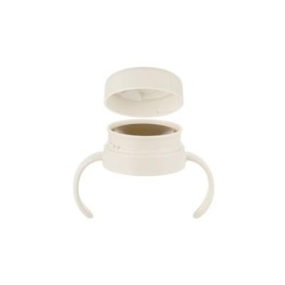 リッチェル トライ 丸型コップマグパーツ ホワイト(W) ベビーマグカップ