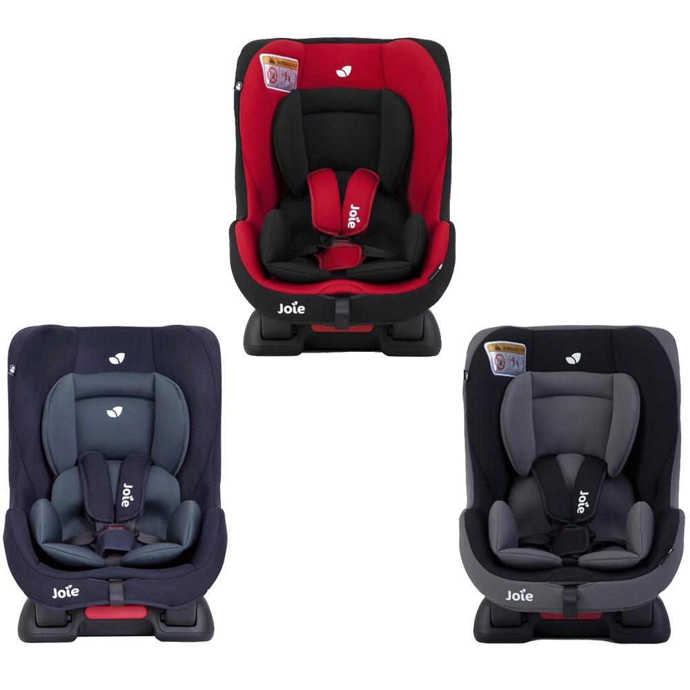 Joie-tilt 0-4歲雙向汽車安全座椅-紅黑/灰黑/藍